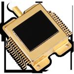 DLD384(17μm) Uncooled Infrared FPA Detector
