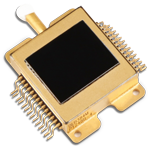 DLC384(25μm) Uncooled Infrared FPA Detector